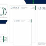 Clinica Clinos Logomarca & ID. Visual